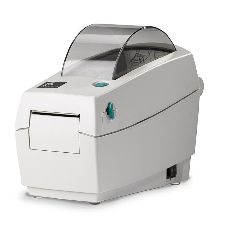 Lot 1264C - Zebra LP 2824 Plus Direct Thermal Desktop ...