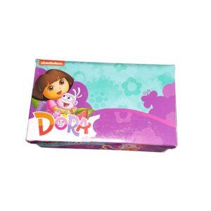 Dora Ballet Ballerina Girls Flat Shoes (Gold)